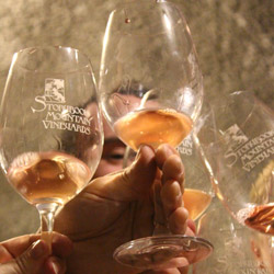 Visit Storybook Mountain for a toast of Viognier!